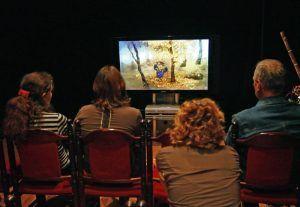 В «Музеоне» покажут поэтические ролики