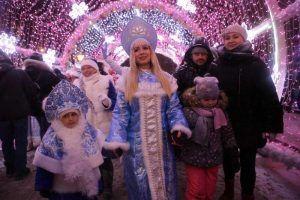 Участники будут петь песни, танцевать и фотографироваться. Фото: Антон Гердо, «Вечерняя Москва»