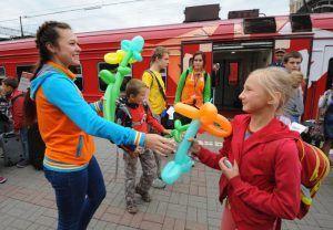 В столице стартует очередной сезон программы «Московская смена». Фото: Александр Кожохин, «Вечерняя Москва»