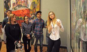 Музей «Третьяковская галерея на Крымском Валу» смогут бесплатно посетить болельщики. Фото: официальный сайт мэра и Правительства Москвы