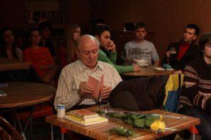Музыкально-поэтический вечер состоялся в клубе «Октябрьский». Фото: архив, «Вечерняя Москва»
