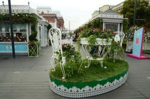 В столице завершается фестиваль «Цветочный джем». Фото: Анна Быкова