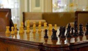 Международный шахматный турнир провели в районе. Фото: Анна Быкова, «Вечерняя Москва»