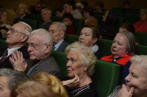 День военного разведчика отметили в Шахматном клубе «Октябрьский». Фото: Анна Быкова