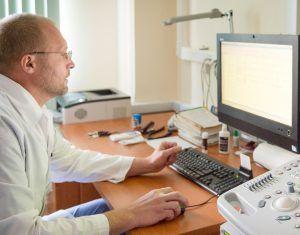 Врачи ультразвуковой диагностики смогут получить статус «Московский врач». Фото: сайт мэра Москвы