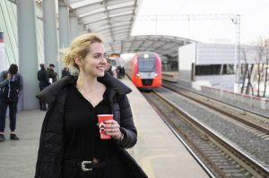Более 45 миллионов человек перевезли поезда МЦК с начала 2019 года. Фото: Антон Гердо, «Вечерняя Москва»