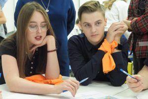 Активисты районной Молодежной палаты примут участие в интеллектуальной игре. Фото: Павел Волков, «Вечерняя Москва»