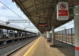 Около 60 миллионов пассажиров воспользовались поездами МЦК. Фото: Анна Быкова