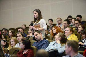 Жителей столицы пригласили на лекцию в Центр Вознесенского. Фото: архив, «Вечерняя Москва»