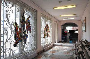 Ремонтные работы начались в школе №1799. Фото: Наталья Феоктистова «Вечерняя Москва»