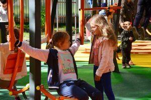 Работы в Детском Черкизовском парке могут быть закончены до конца июля. Фото: Анна Быкова