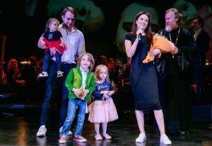 Победителей конкурса «Семья года» наградили в Москве. Фото: официальный сайт мэра Москвым