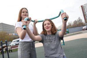 Открытая тренировка состоится в парке «Музеон». Фото: Пелагия Замятина, «Вечерняя Москва»