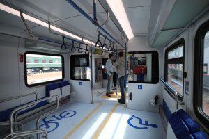 Новые поезда «Иволга 2.0» появятся на маршрутах МЦД в конце 2019 года. Фото: Департамент транспорта Москвы