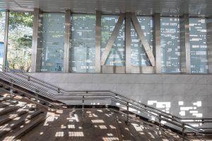 Новые навесы установят над входами в метро к запуску МЦД. Фото: пресс-служба Департамента транспорта города Москвы