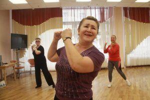 День старшего поколения отметят в районном спортивном клубе. Фото: Павел Волков