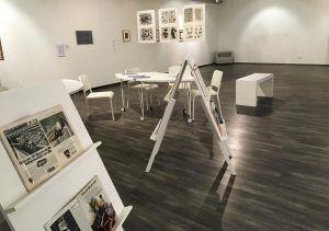 Открытие выставки состоялось в районном музее. Фото: Анна Быкова