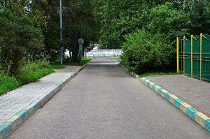 Работы по обновлению дорожного покрытия проведут в Казанском переулке. Фото: Анна Быкова