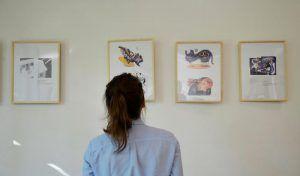 Закрытие выставки состоится в районной художественной школе. Фото: Анна Быкова