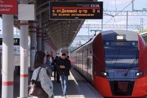 Интервал движения поездов на МЦК сократят до четырех минут. Фото: сайт мэра Москвы