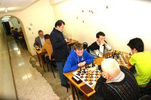 Турнир среди шахматистов провели в районе. Фото предоставлено ШШК «Октябрьский»