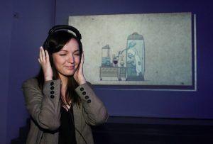 Мастер-класс по развитию художественного слуха проведут в «Гараже». Фото: Наталия Нечаева, «Вечерняя Москва»