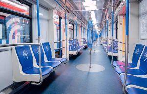 Тематический состав запустили на Кольцевой линии метрополитена. Фото: сайт мэра Москвы