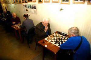 Блицтурнир по шахматам провели в районе. Фото предоставлено ШШК «Октябрьский»