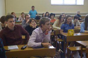 Представители Молодежной палаты района провели дебаты. Фото: Александр Казаков, «Вечерняя Москва»