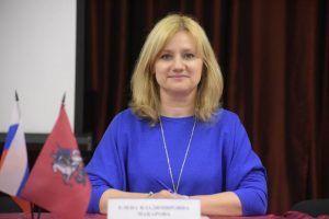 Глава управы района Якиманка Елена Макарова встретится с жителями 18 декабря. Фото: Пелагия Замятина, «Вечерняя Москва»