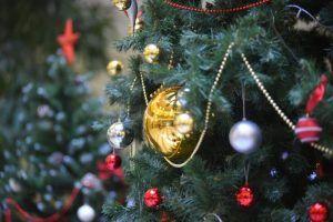 Психолог рассказала когда лучше всего наряжать елку. Фото: Александр Кожохин, «Вечерняя Москва»