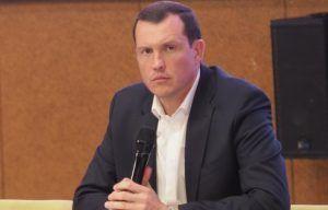 Префект ЦАО Владимир Говердовский провел заседание комиссии по обеспечению пожарной безопасности. Фото: Антон Гердо, «Вечерняя Москва»