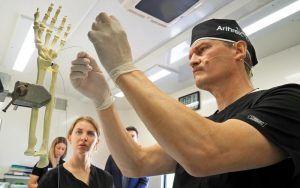 Уже более 1000 столичных медиков получили статус «московский врач». Фото: Павел Волков, «Вечерняя Москва»