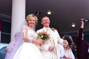 Более 470 пар заключат брак 31 декабря в московских ЗАГСах. Фото: Пелагия Замятина, «Вечерняя Москва»