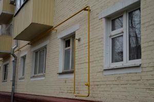 Фасад дома отреставрировали в Крымском тупике. Фото: Анна Быкова