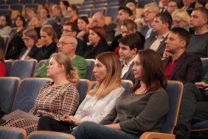 Ассамблея «Здоровая Москва»: Горожанам расскажут о правах людей-киборгов. Фото: Денис Кондратьев