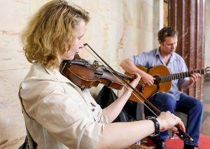 Концертную программу подготовят в Новой Третьяковке. Фото: сайт мэра Москвы