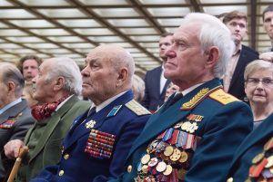 Представители Совета ветеранов района провели заседание. Фото: сайт мэра Москвы