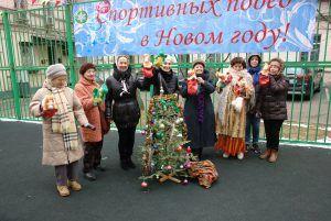 Представители районного шахматного клуба провели праздничное мероприятие. Фото предоставлено сотрудниками ШШК «Октябрьский»