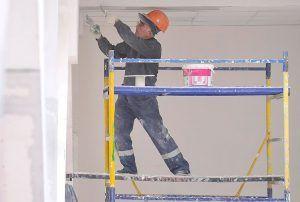 Часть ремонтных работ завершили в здании на Донской улице. Фото: сайт мэра Москвы