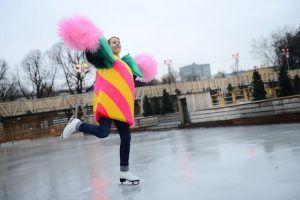 Зимнюю программу мероприятий выбрали для Парка Горького. Фото: архив, «Вечерняя Москва»