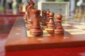 Шахматный турнир провели в районе. Фото: Наталия Нечаева, «Вечерняя Москва»