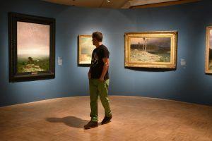 Выставку русского живописца закроют в Третьяковской галерее. Фото: Пелагия Замятина, «Вечерняя Москва»