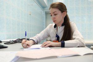 В Москве пациентам открыли доступ к медкартам. Фото: Алексей Орлов, «Вечерняя Москва»