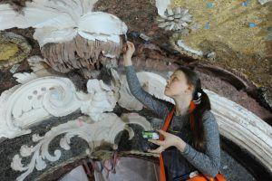 С 2011 года в Москве отреставрировано 1 424 объекта культурного наследия. Фото: Светлана Колоскова, «Вечерняя Москва»