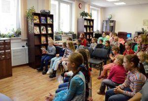 Литературное занятие проведут в детской библиотеке. Фото: Анна Быкова