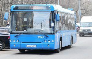 Расписание маршрута районного автобуса будет изменено. Фото: сайт мэра Москва