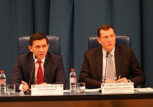 Префект Центрального округа Владимир Говердовский провел межведомственное совещание. Фото: Денис Кондратьев