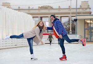 Жители столицы оценят состояние работы катка в Парке Горького. Фото: Светлана Колоскова, «Вечерняя Москва»