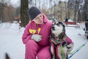 Активисты Молодежной палаты района организуют мастер-класс по дрессировке собак. Фото: архив, «Вечерняя Москва»